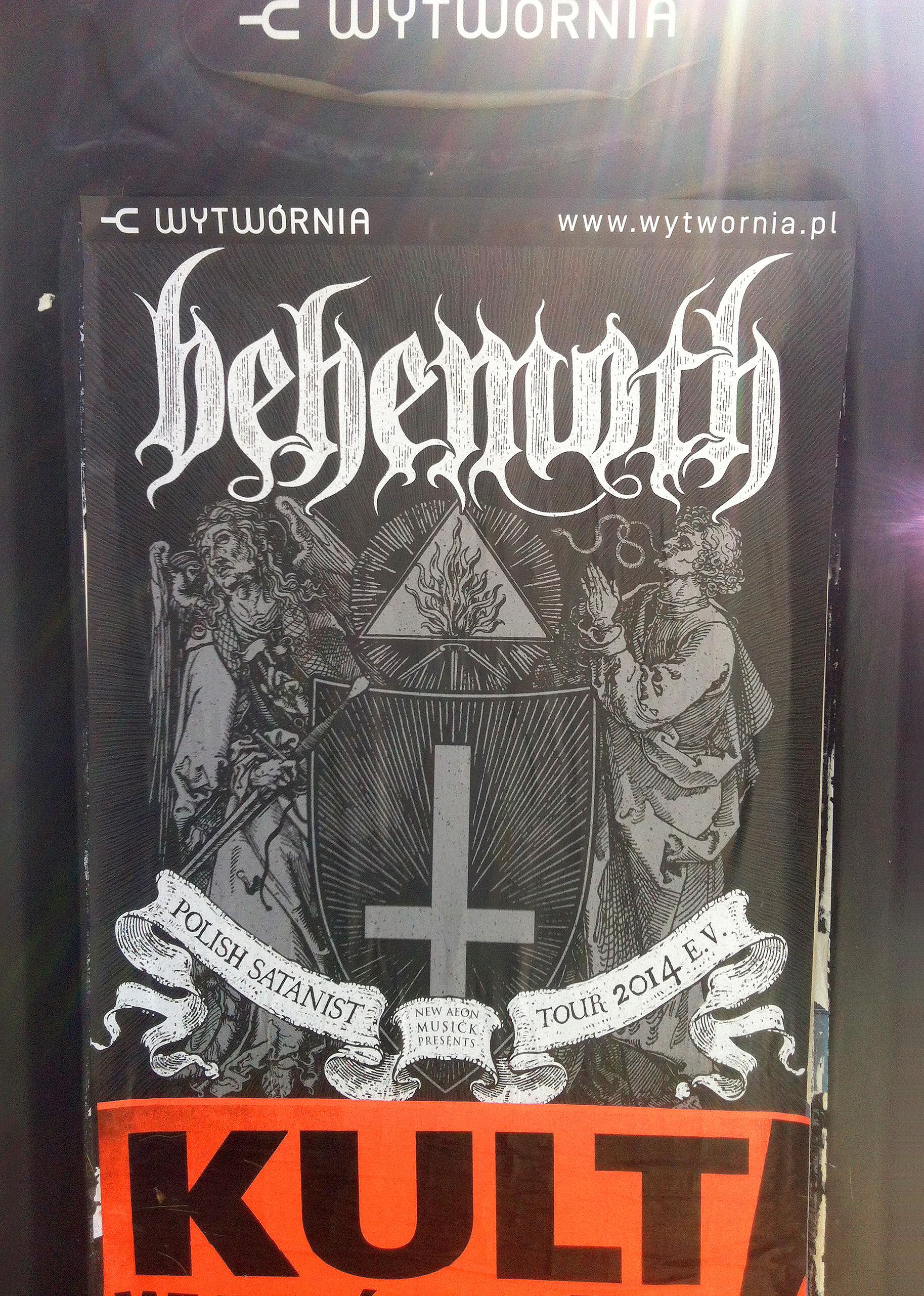 behemoth-satanist